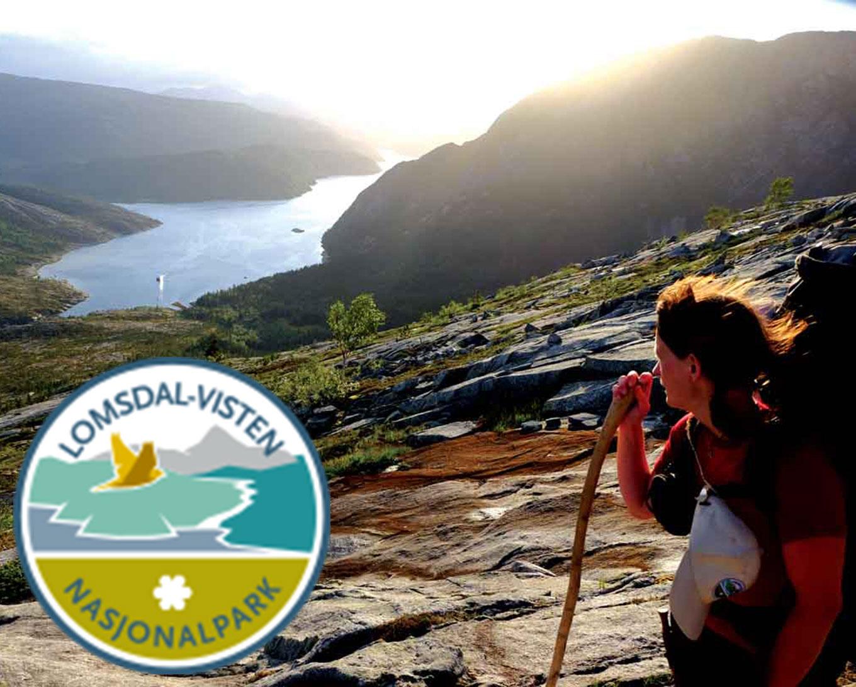 Der Nationalpark Lomsdal-Visten